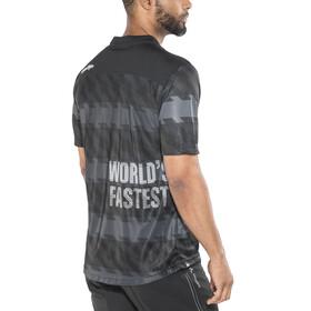 Troy Lee Designs Skyline Fietsshirt korte mouwen Heren Registration zwart